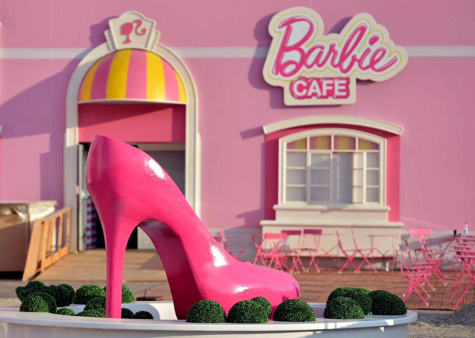 Barbie Dreamhouse / Berlin