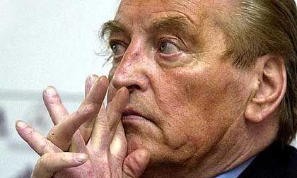 Gerhard Mayer-Vorfelder, President of the German Soccer Association (DFB) says he fears the scandal will grow.
