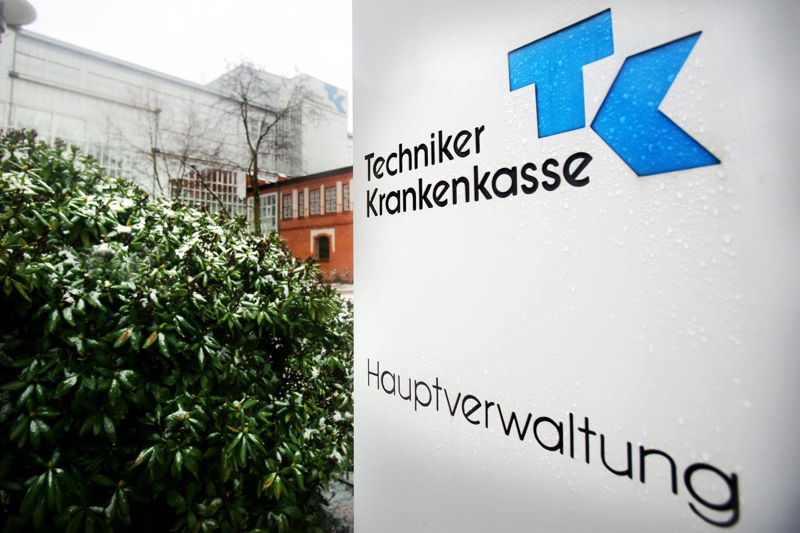 TK in Hamburg