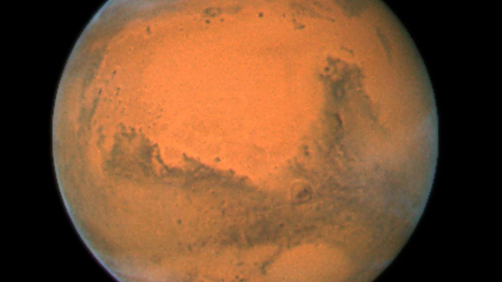 Mars: Endstation Sehnsucht im All