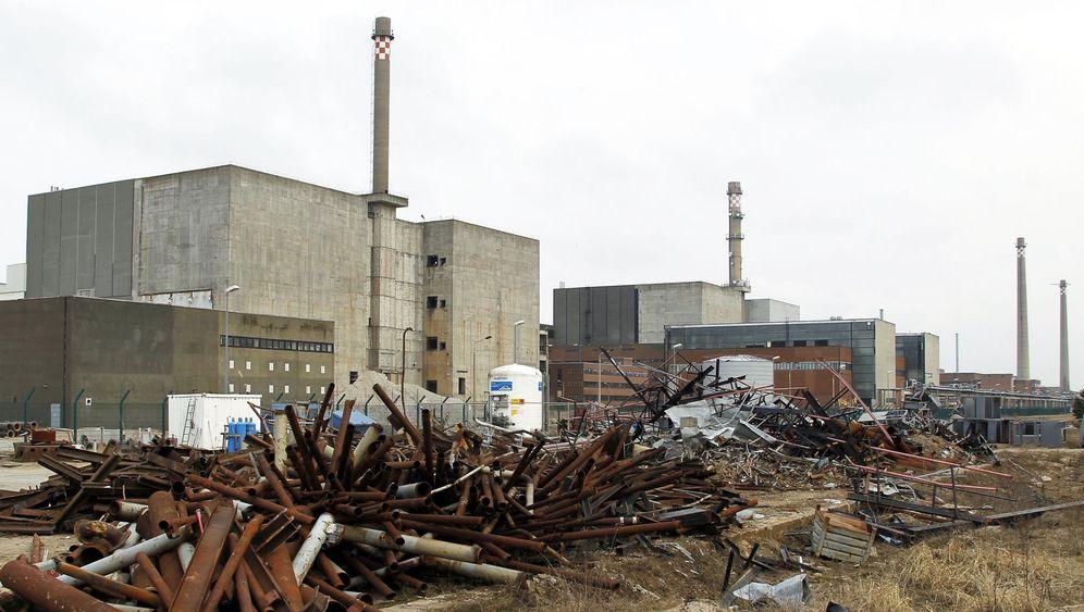 Fotostrecke: Das Kernkraftwerk Lubmin
