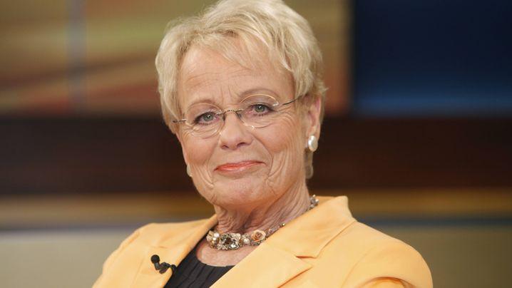 Wibke Bruhns: Mehr als eine Nachrichtenvorleserin
