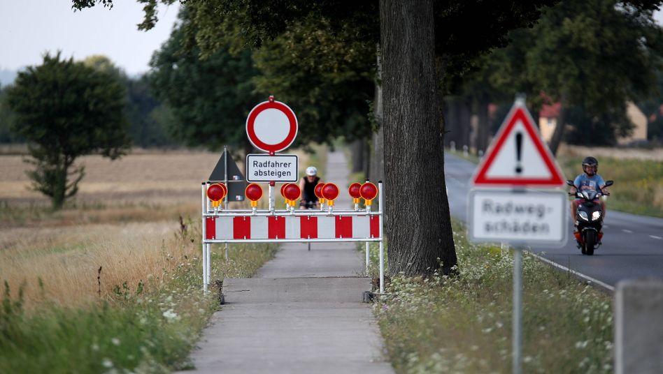 Mehr Geld soll in Maßnahmen wie bessere Radwege an Bundesstraßen fließen