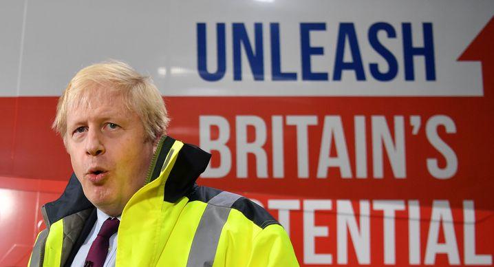 Boris Johnson: Können seine Tories das Potenzial Großbritanniens entfesseln?