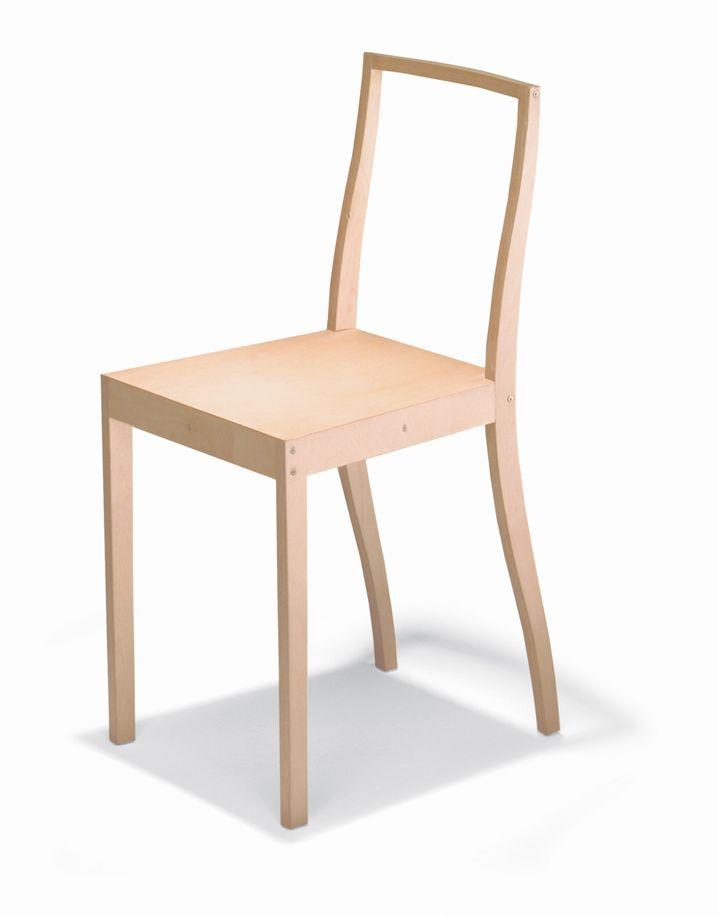 Plywood Chair von Jasper Morrison