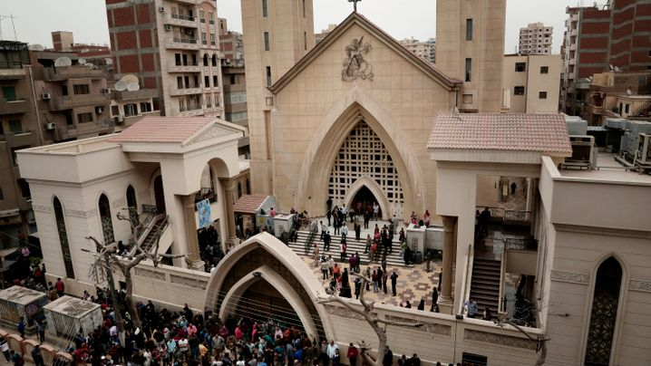 Anschläge in Ägypten: Terror am Palmsonntag