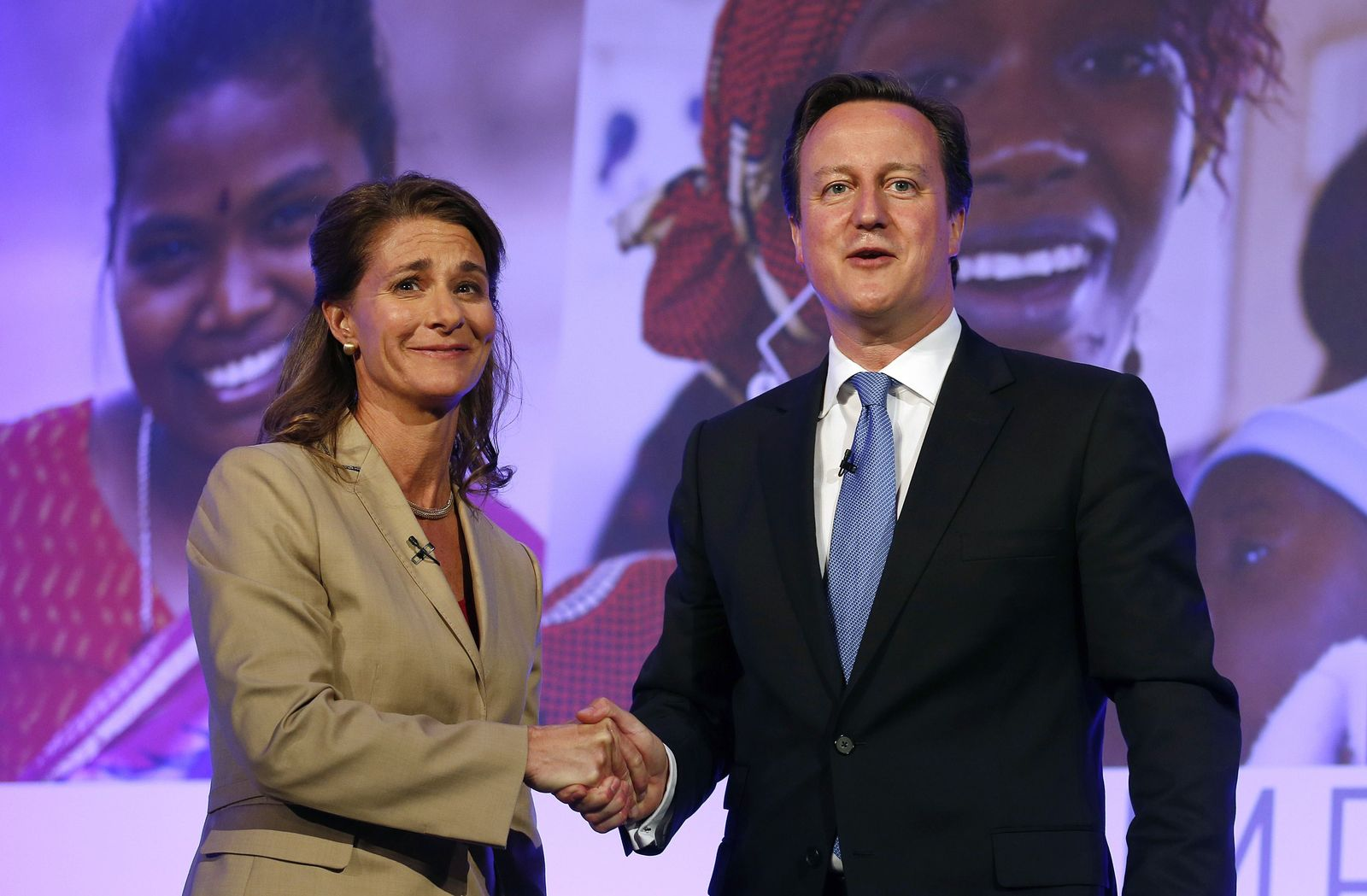 Melinda Gates London