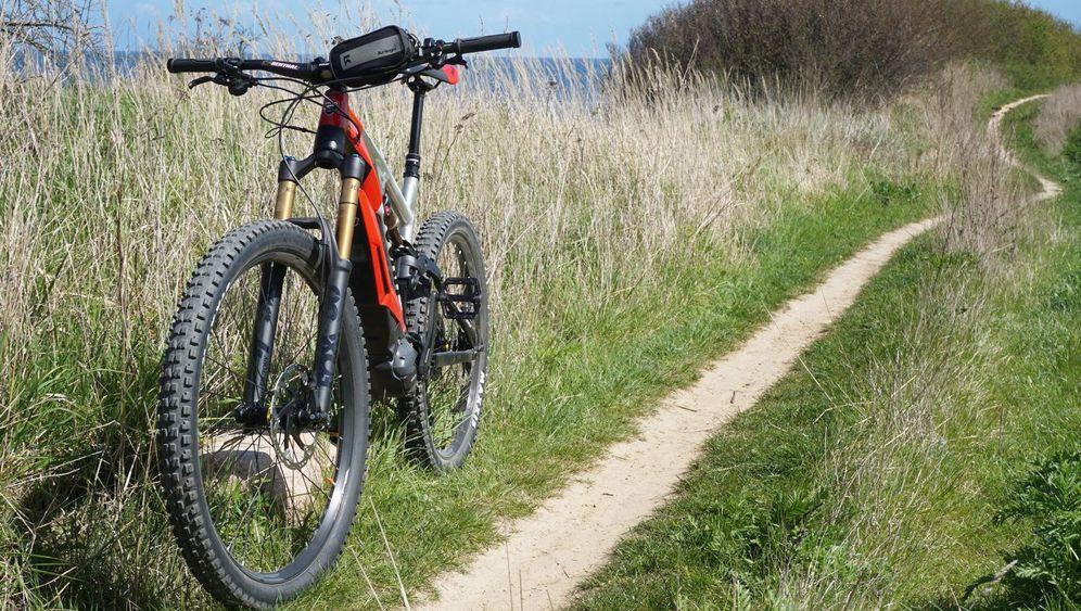 Ratgeber Rad: E-Mountainbike Ducati MIG-RR