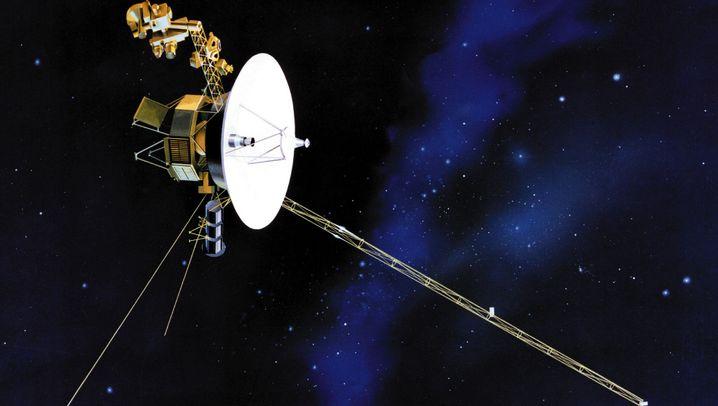 """40 Jahre """"Voyager""""-Sonden: Monde entdeckt, Ringe fotografiert, interstellaren Raum erreicht"""