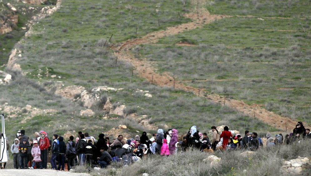 Photo Gallery: Syrian Refugees Reach 1-Million Mark