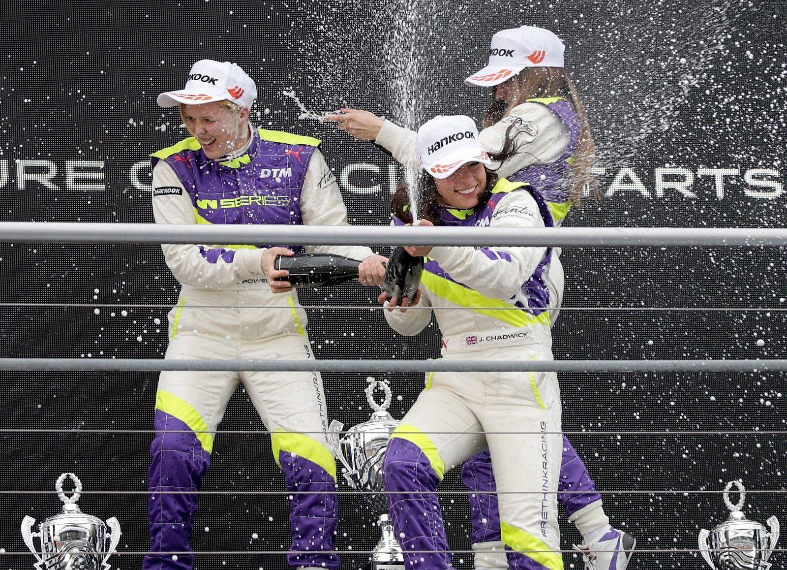 Motorsport - W-Series