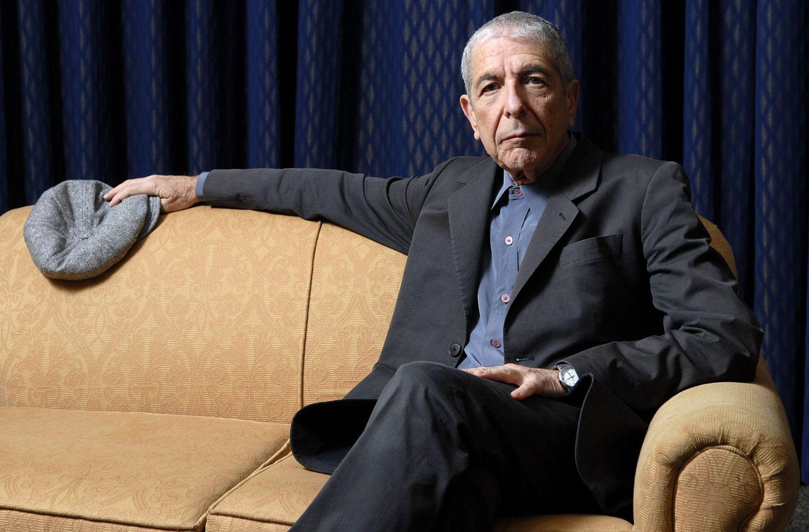 Nachruf/ Leonard Cohen