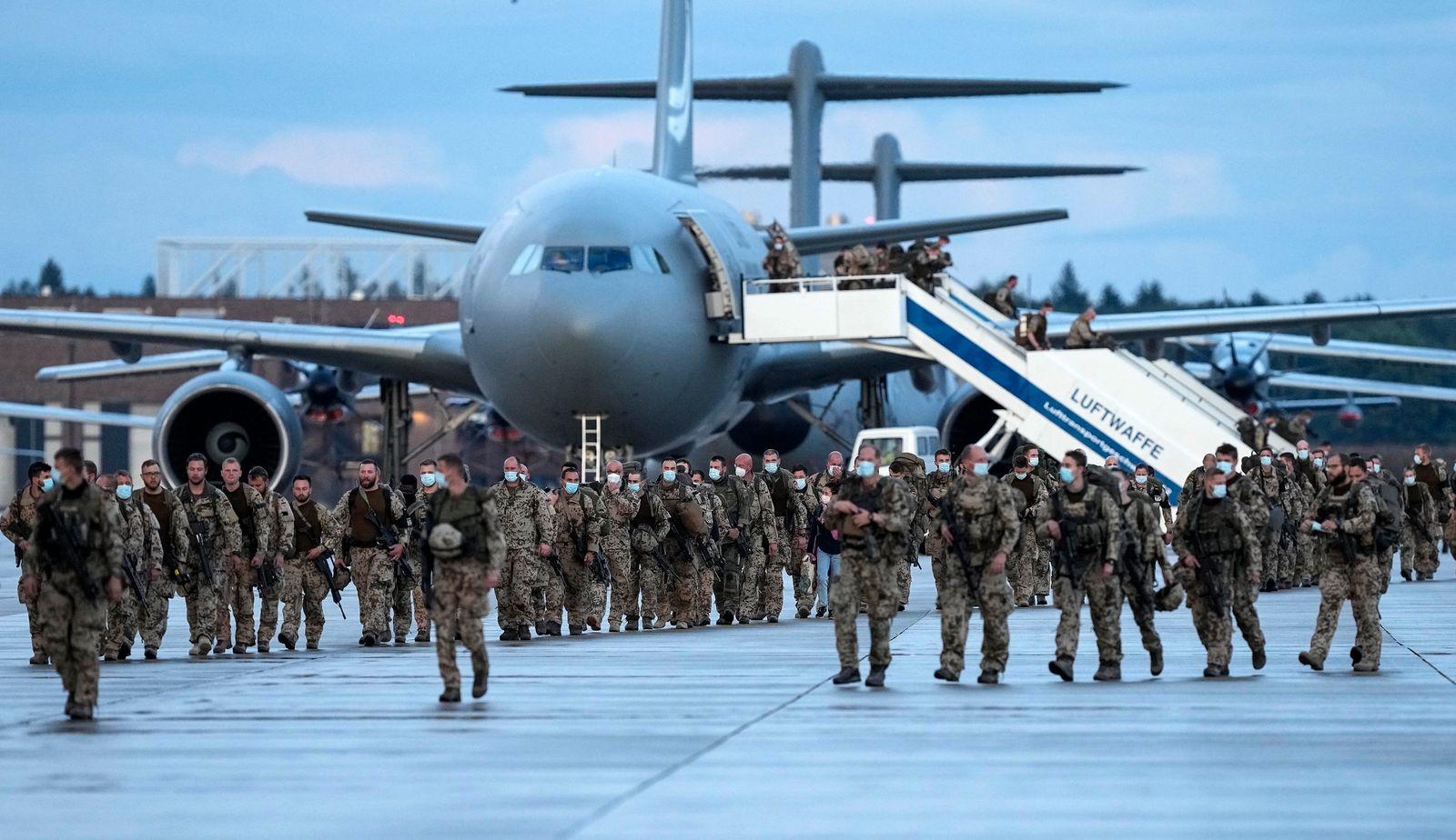 Germany Afghanistan Army