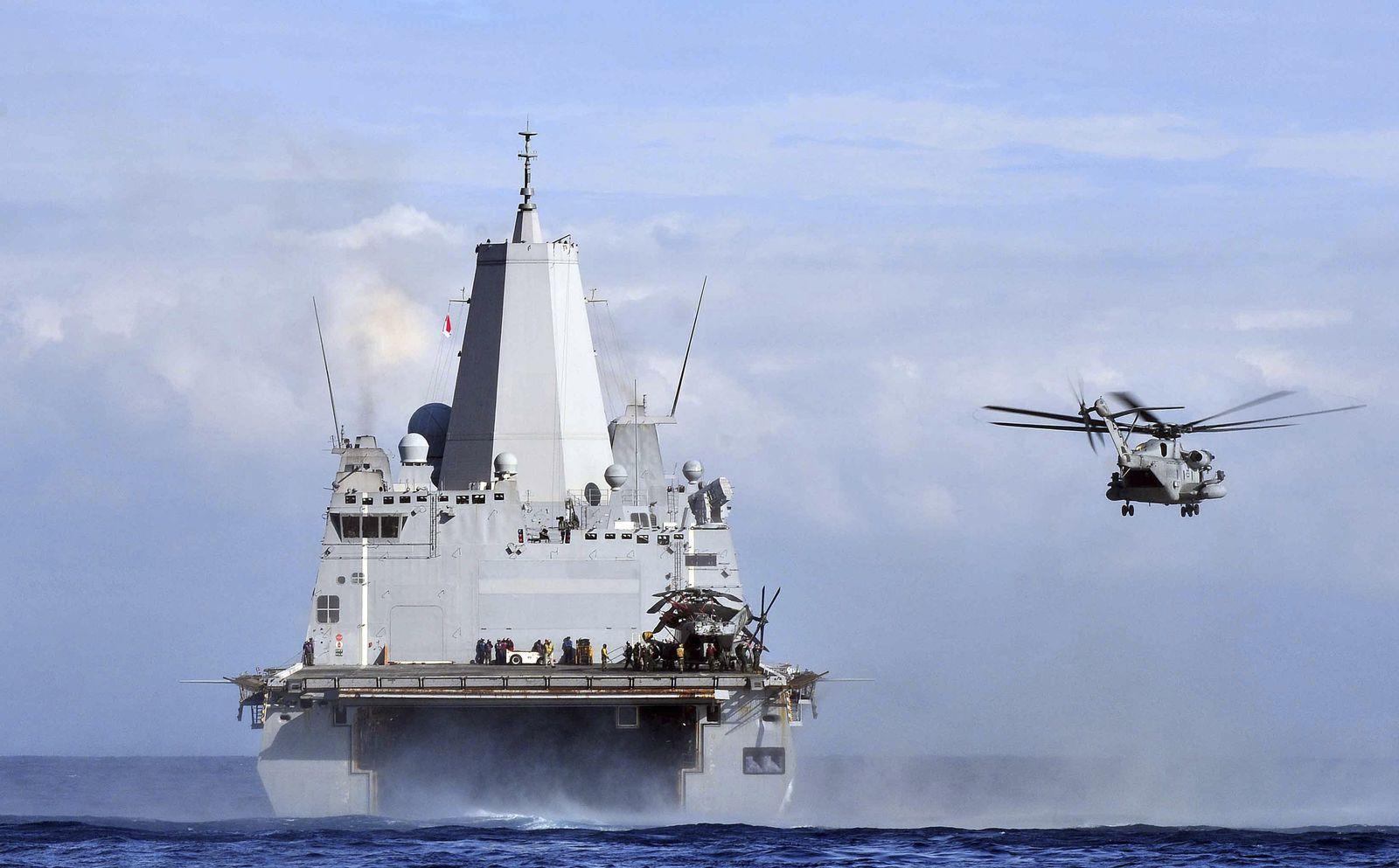 us-marine hubschrauber