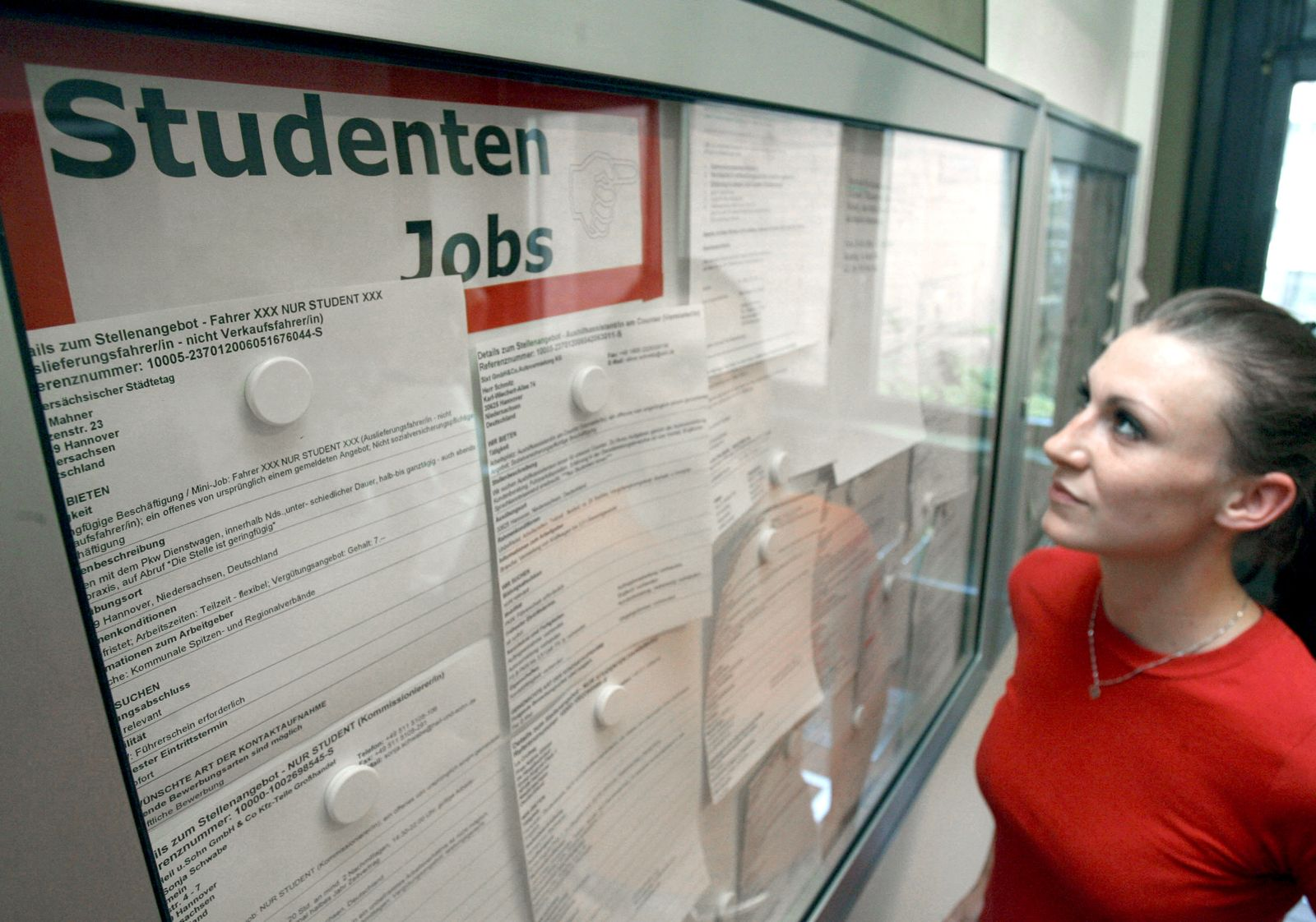 Jobs / Studenten