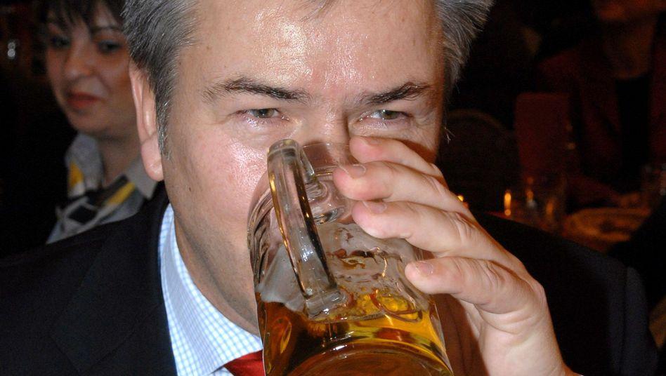 Wowereit (SPD): Beim Bier versteht die Basis keinen Spaß