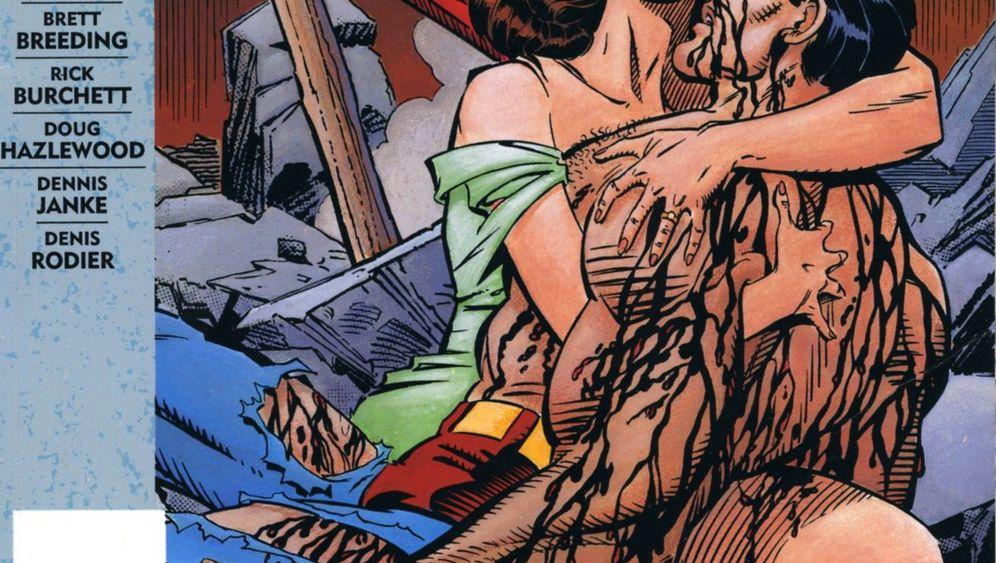 Comic-Geschichte: Der Tag, an dem Superman starb