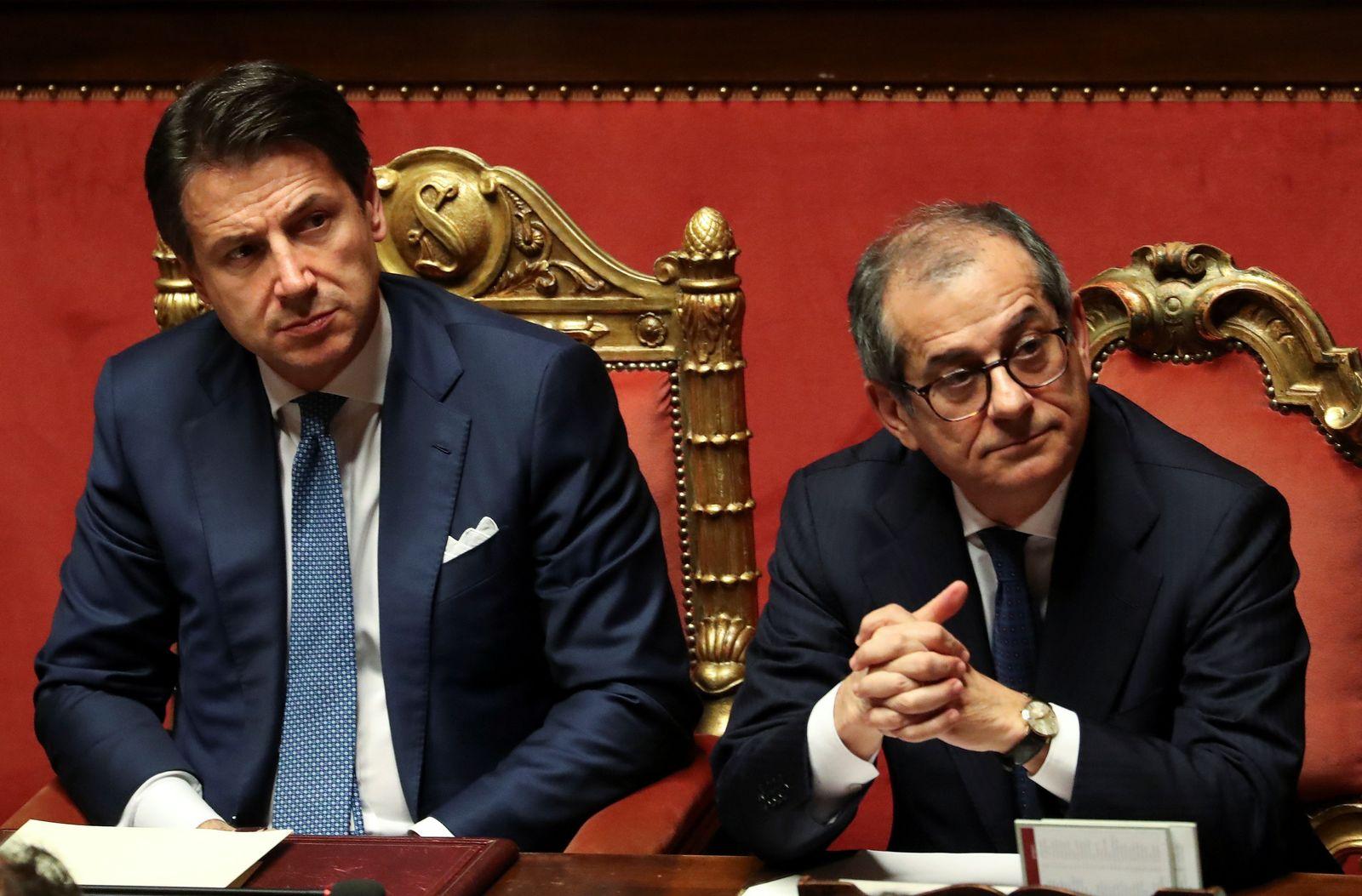 Giuseppe Conte / Giovanni Tria