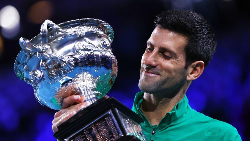 Australian Open Sieger 2020