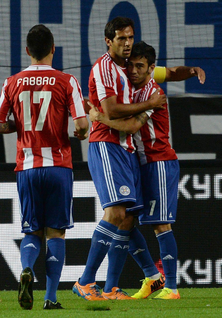 Paraguay Nationalmannschaft