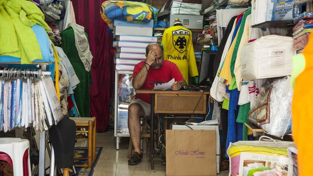Griechenland: Der tägliche Kampf gegen den Abstieg
