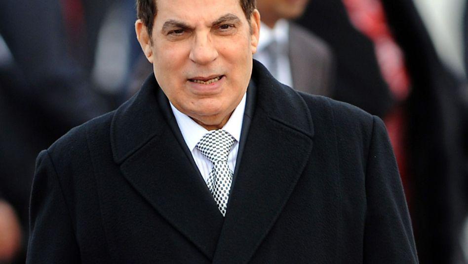 Tunesischer Ex-Präsident Ben Ali: Luxusapartments, Yachten und Gold
