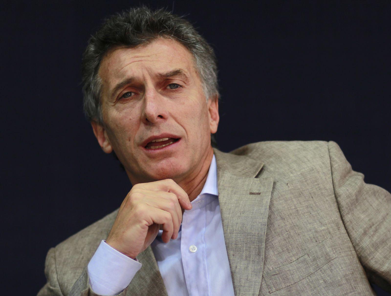 Mauricio Macri / Argentinien / Buenos Aires