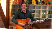 Jimmy Fallon singt im Homeoffice