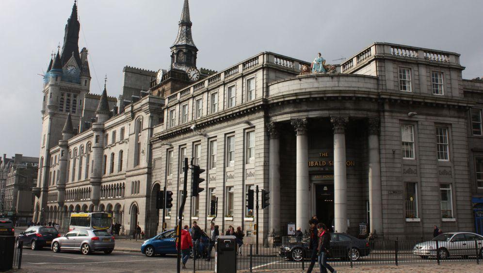 Aberdeen: Europas Ölhauptstadt
