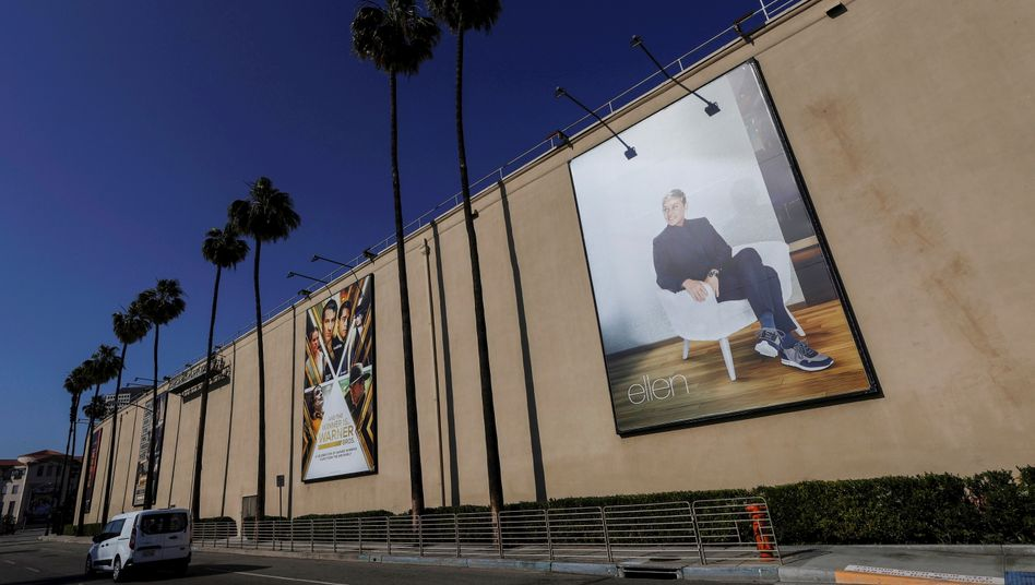 Warner-Brother-Studios in Hollywood