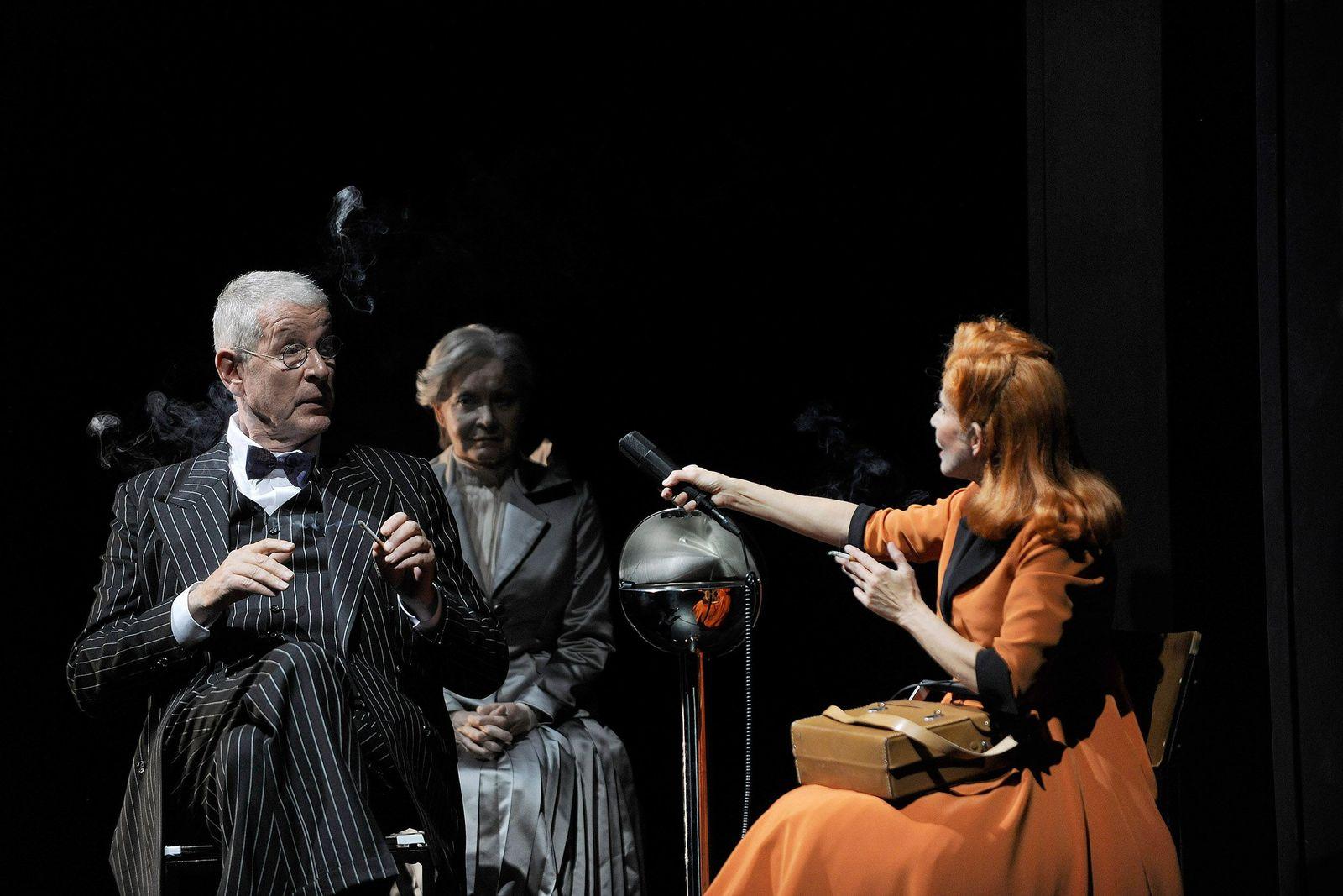 EINMALIGE VERWENDUNG Theater/ Königsallee