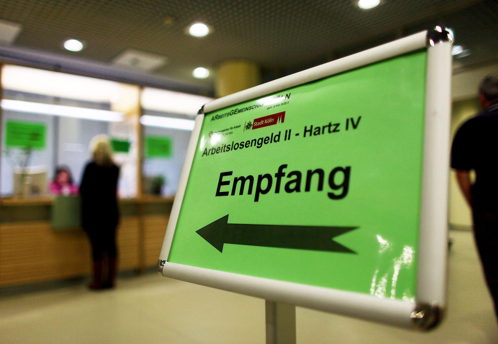 Hartz IV Sanktionen / Jobcenter