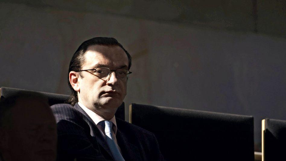 HSH Nordbank-Vorstandschef Nonnenmacher: Verdacht auf Untreue und Bilanzfälschung