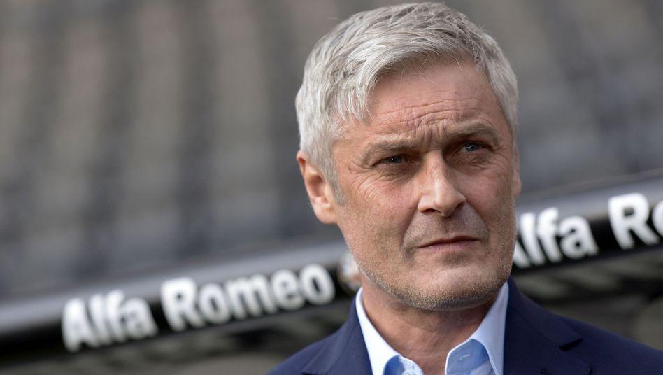 Eintracht-Coach Veh: Erfolgreiche Zeit in Frankfurt