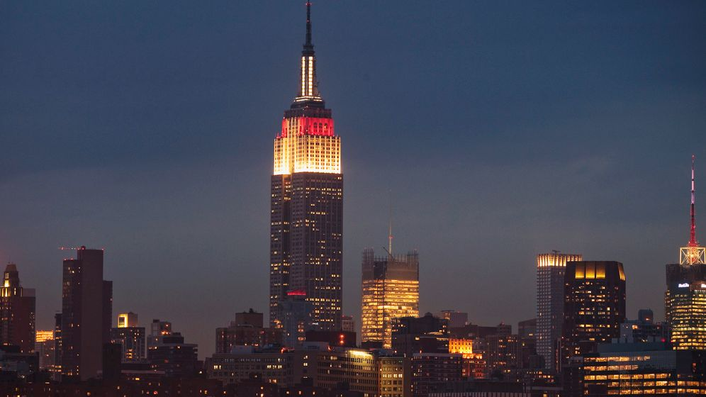 Rekordverdächtige Wolkenkratzer: Giganten, am Abgrund gebaut