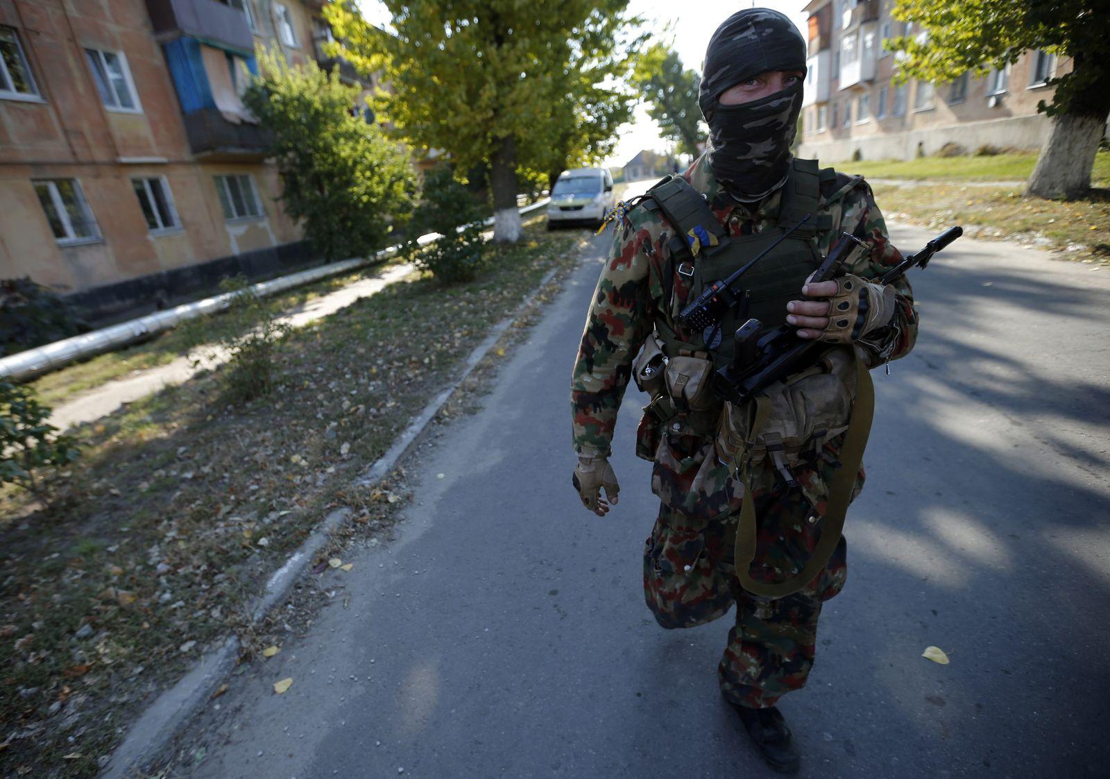 Ukraine/Soldat