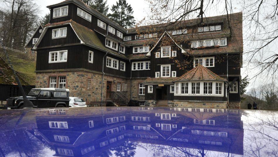 """Goethe-Haus der Odenwaldschule in Heppenheim: """"Frage mich, wie das passiert sein kann"""""""