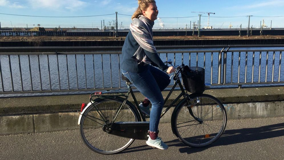Pendler: Fahrradbeseelt statt gerädert