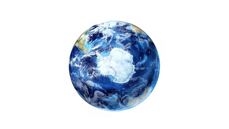 Antarktis: Beule verändert die Erddrehung