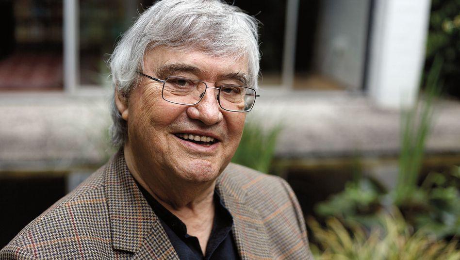 Schriftsteller Peter Härtling