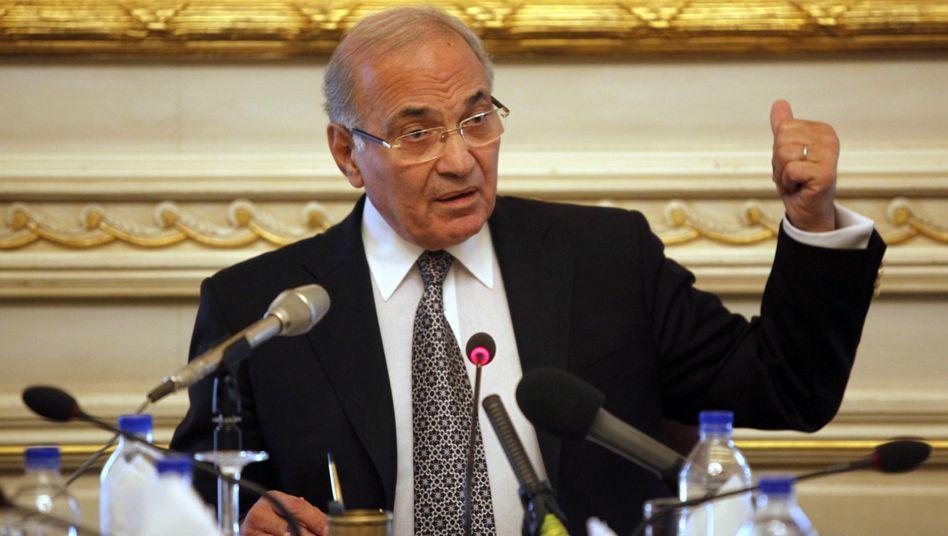 Ex-Premier Schafik: Anklage wegen Grundstücksdeal
