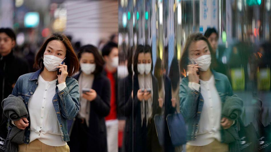 Smartphones werden zu Abstandsmessern