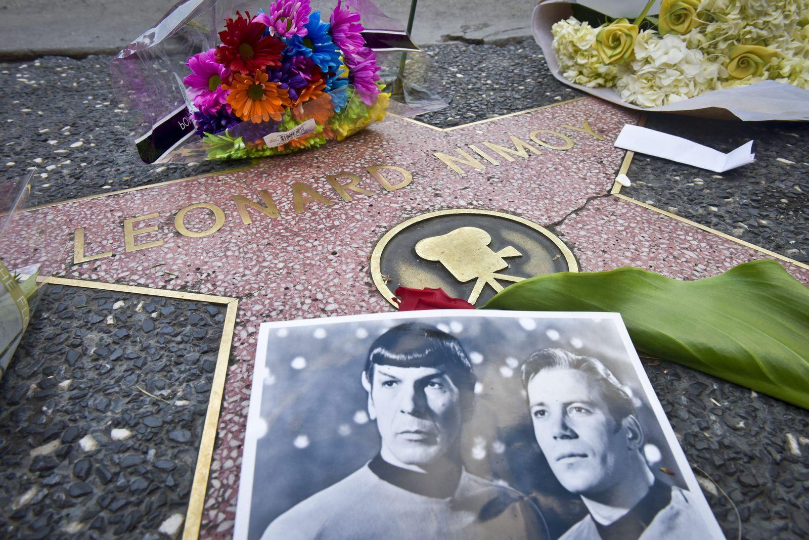 Leonard Nimoy Star Treks Mr Spock dead at 83