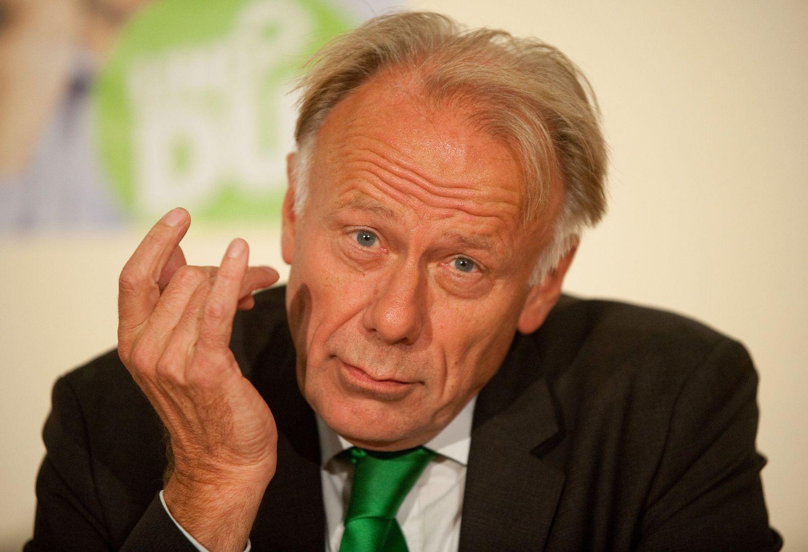 Wahlkampf Grüne Trittin