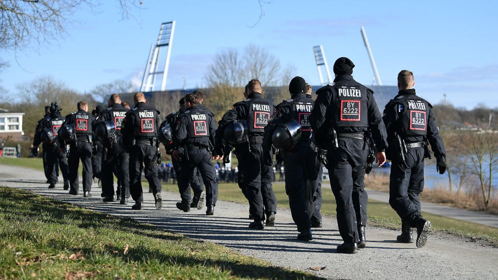 Werders Sieg im Nordderby: Feuerwerk gab's nur auf der Tribüne