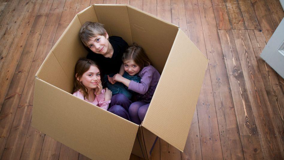 Ab in (Papas) neues Büro (Symbolbild): Vor allem Familienunternehmen legen oft Wert auf Manager mit Familie