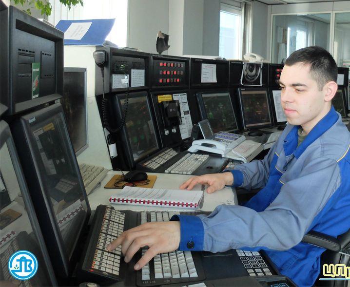 Ilja an seinem Arbeitsplatz: Oft ist er in letzter Zeit nicht dort