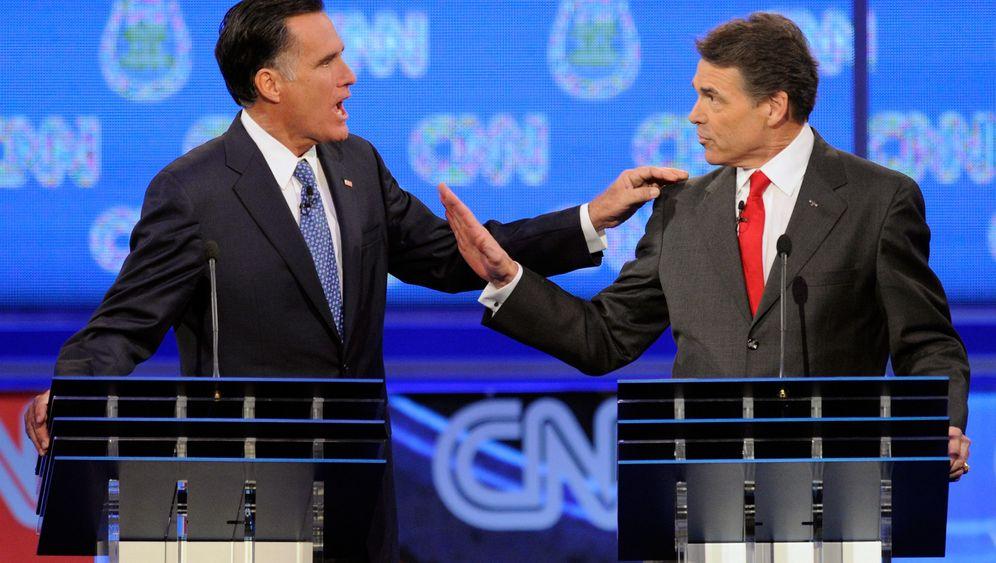 Republikaner-Debatte: Showdown in Las Vegas