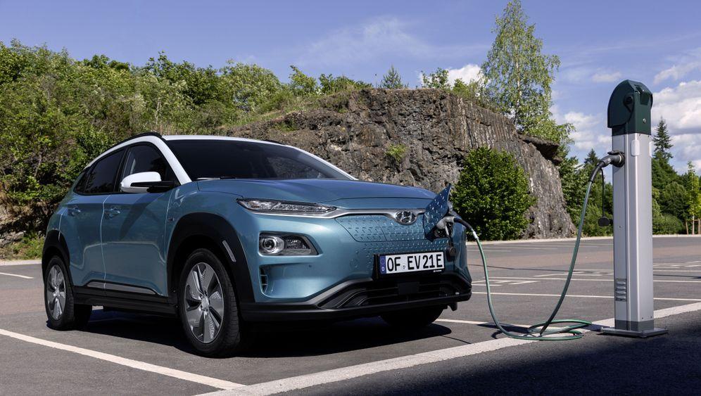 Autogramm Hyundai Kona EV: Elektrisch überzeugend