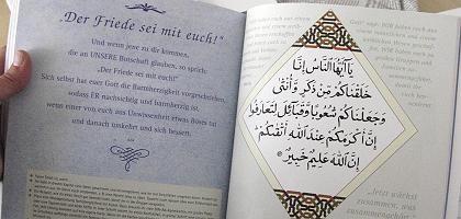 Islamkunde-Schulbuch: Streit um einen Professor
